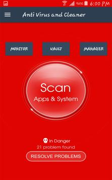 Antivirus - Booster - Cleaner - AppManager screenshot 9