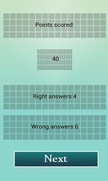 Antiaging Quiz apk screenshot