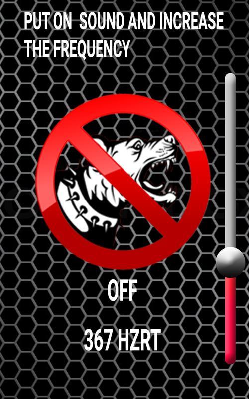 Anti Bark Dog Whistle