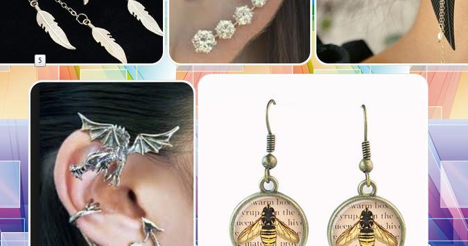 Idea Earrings screenshot 1