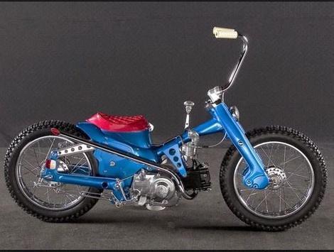 Antique Motorcycle Modification apk screenshot