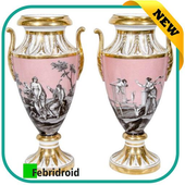 Antique Porcelain Vases icon