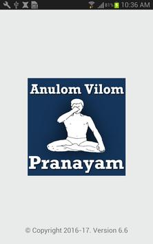 Anulom Vilom Pranayam VIDEOs poster