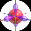 Virtual Orbitals 3D Chemistry-icoon