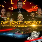 SUV racing game icon