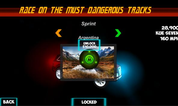SUV racing game apk screenshot