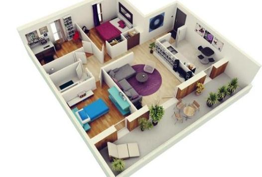 Apartment Sketch screenshot 1