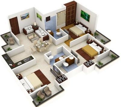 Apartment Sketch screenshot 3