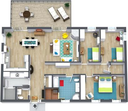 Apartment Sketch screenshot 4
