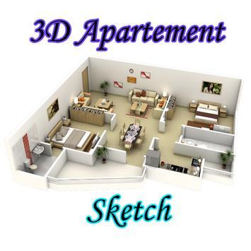 Apartment Sketch screenshot 7