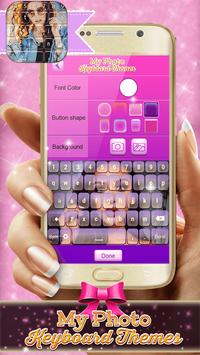 My Photo Keyboard Themes poster