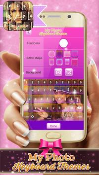 My Photo Keyboard Themes apk screenshot