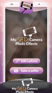 My Selfie Camera Photo Effects screenshot 3