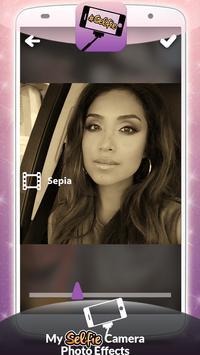 My Selfie Camera Photo Effects screenshot 2