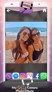 My Selfie Camera Photo Effects screenshot 4