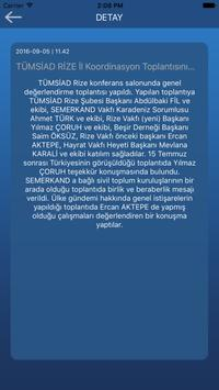 Tümsiad Denizli apk screenshot