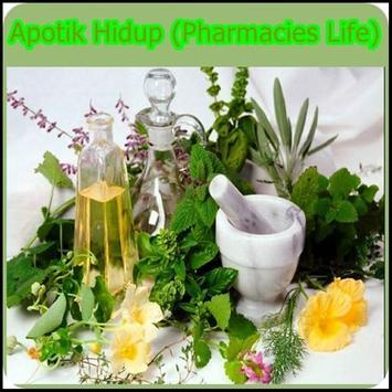 Apotik Hidup Pharmacies Life poster