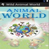 Wild Animal World icon