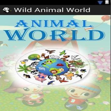 Wild Animal World poster