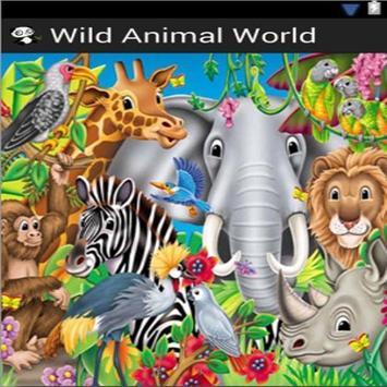 Wild Animal World screenshot 1