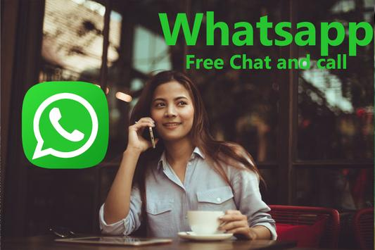 Free WhatsApp Messenger Update Tips poster