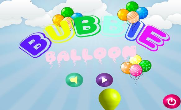 Bubble Balloon poster
