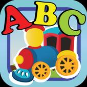 Kids ABC Letter, Colour & Song icon
