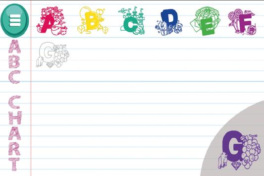 Kids ABC Letter, Colour & Song apk screenshot
