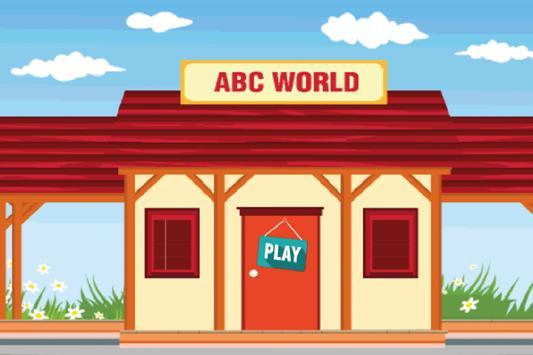 Kids ABC Letter, Colour & Song poster