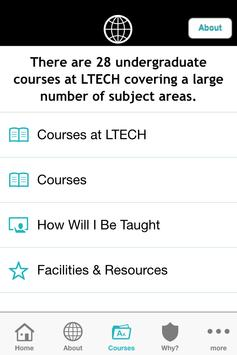 LTech University apk screenshot