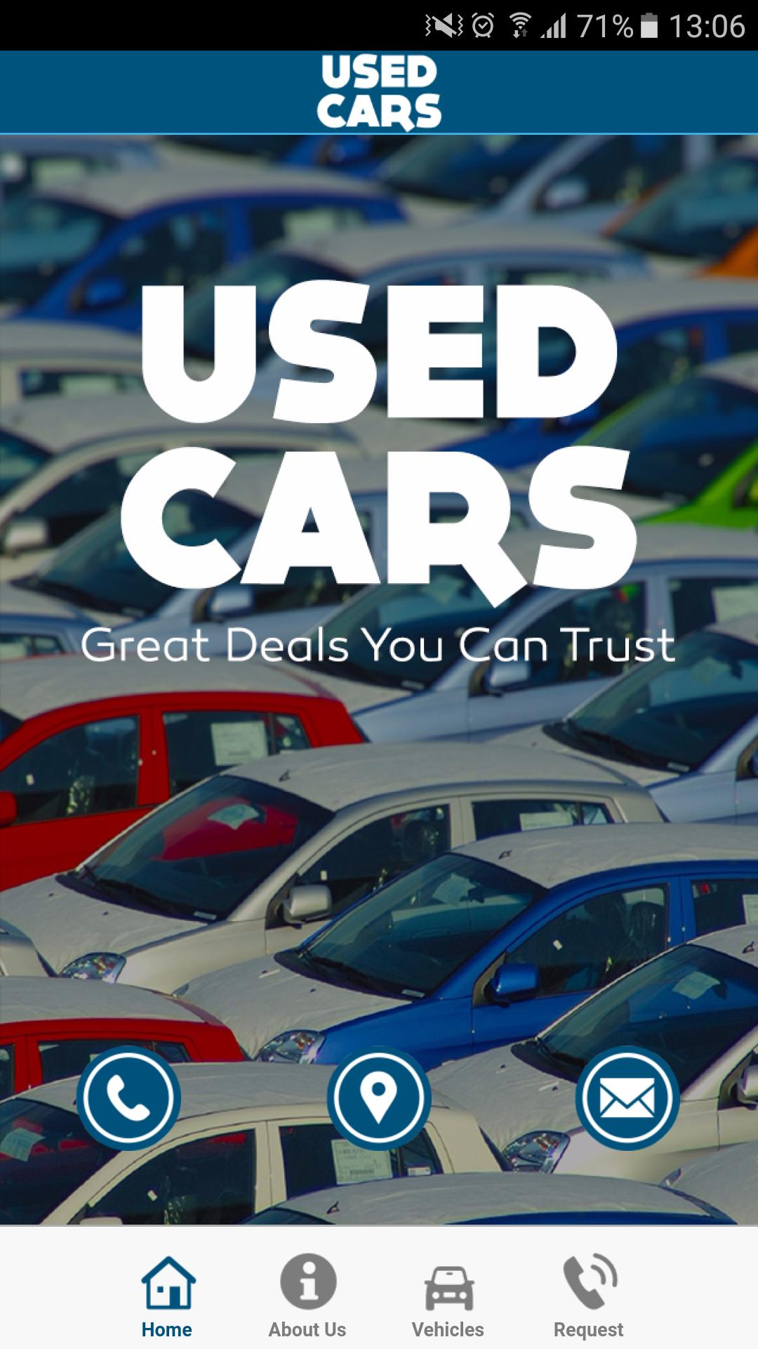 Used Cars Dealership >> Used Car Dealership For Android Apk Download
