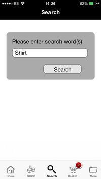 Samson Clothing screenshot 2