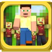 Runner Cube 3D icon