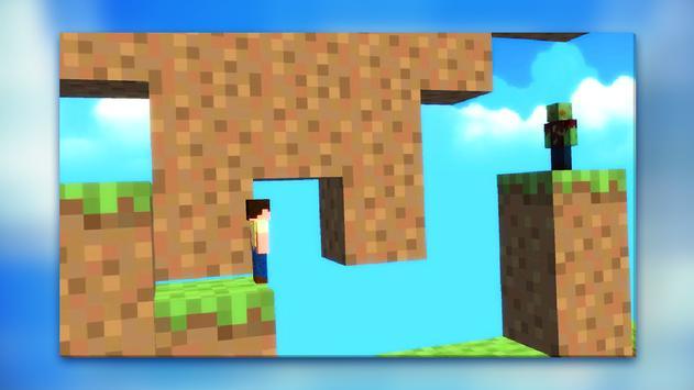 Runner Cube 3D apk screenshot