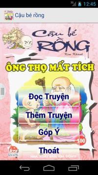 Cậu Bé Rồng - Cực Hài poster