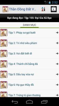 Thần Đồng Đất Việt - Trọn bộ apk screenshot