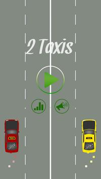 2 Taxis poster