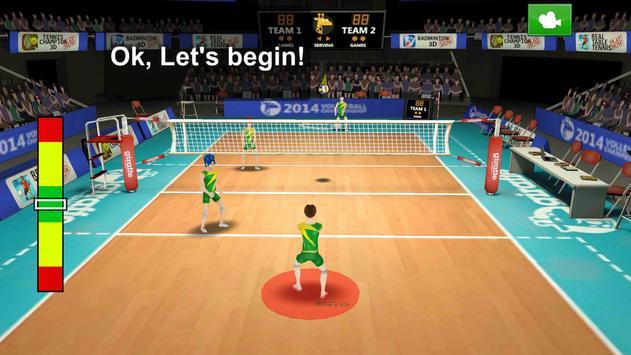 Tips Volley-ball 3D apk screenshot