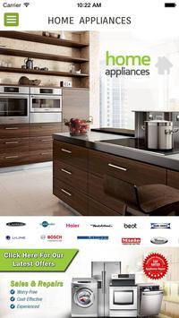 Home Appliances UK poster
