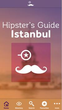 Hipster's Guide to Istanbul poster