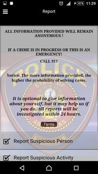 Texarkana Police Department screenshot 1