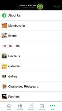 Confrérie du Sabre d'Or screenshot 3