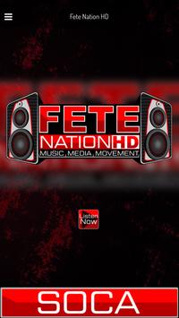 Fete Nation HD poster