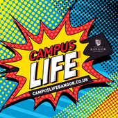 Campus Life Bangor University icon