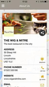 The Wig & Mitre screenshot 3