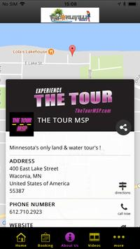 The Tour MSP apk screenshot