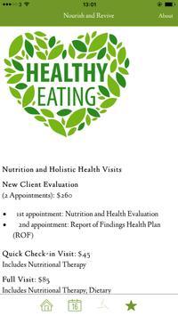 GET HEALTHY NOW! screenshot 3