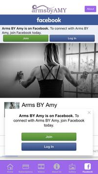 Arms By Amy screenshot 3
