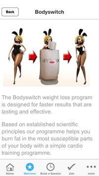 Bodyswitch poster