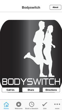 Bodyswitch screenshot 2